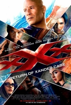 xXx 3 The Return of Xander Cage 2017 ทลายแผนยึดโลก